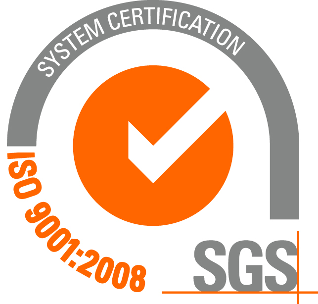 SGS ISO9001-2008